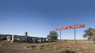 "Phillip Buehler, '""Standard Oil,"" Cow Springs, Arizona', 2018"