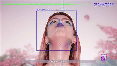 Legrand Jäger, 'Deep Digital Twin - Facial Yoga', 2018