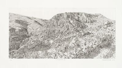 Anton Kannemeyer, 'Swartbergpas (Black Mountain Pass)', 2012