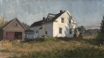 Alexandra Tyng, 'Pretty Marsh Farm and Western Mountain', 2016