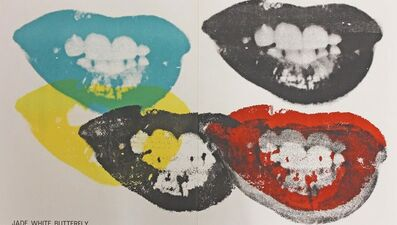 Andy Warhol, 'Marilyn Monroe I Love Your Kiss Forever Forever (FS.II.5)', 1964