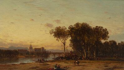 Samuel Colman, 'Near Cordoba, Spain ', Date unknown