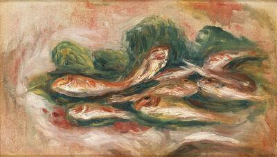 Pierre-Auguste Renoir, 'Les rougets', ca. 1918