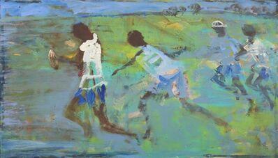 John Maitland, 'Runaway Try', 2014