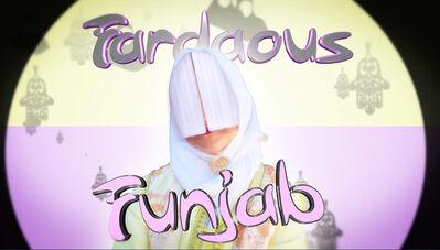 Meriem Bennani, 'Fardaous Funjab: Episode 1: Fardaous', 2015-2017