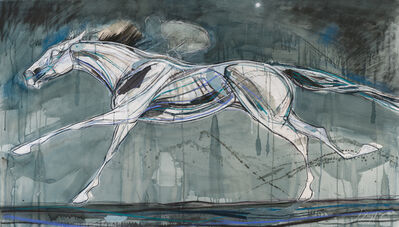 Jo Taylor, 'Midnight Rider', Contemporary