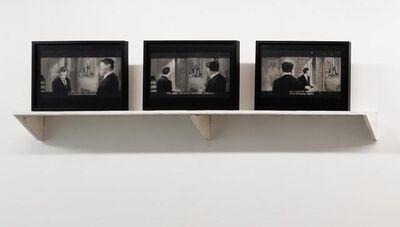 Atul Dodiya, 'Still from La Dolce Vita I, II & III'