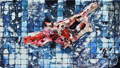 Heidi Neff, 'Skin Grid', 2017