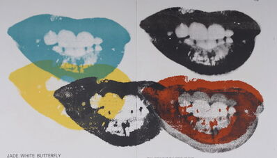 Andy Warhol, 'Marilyn Monroe Lips (One Cent Life) FS. 11.5 ', 1964