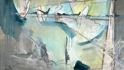 Danielle Rahe Fox, 'Aqua Sonnet', 2016