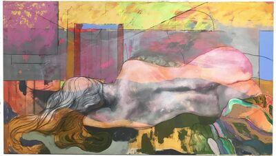 Lautaro Cuttica, 'Woman Resting', 2019