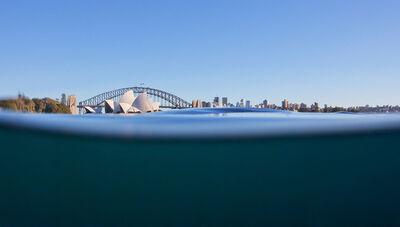 Ha Eul, 'Amphibious Eye Project Sydney', 2011