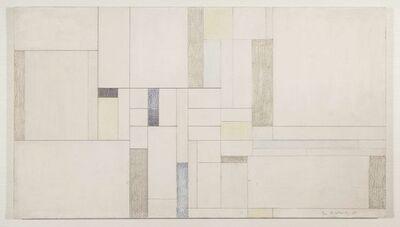 Ilya Bolotowsky, 'Untitled (IB 577)', 1953