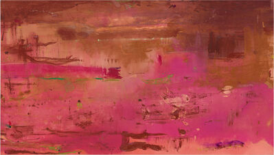 Helen Frankenthaler, 'Dream Walk Red', 1978