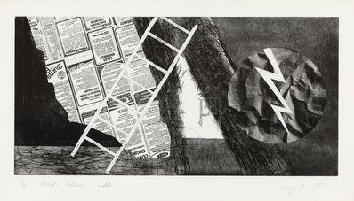 James Rosenquist, 'Wind and Lightning', 1978