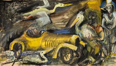 James Martin, 'Heron', 1981
