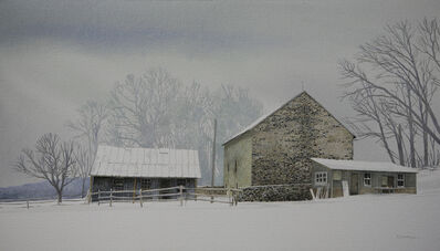 Peter Sculthorpe, 'Farm on the New Road', 2016