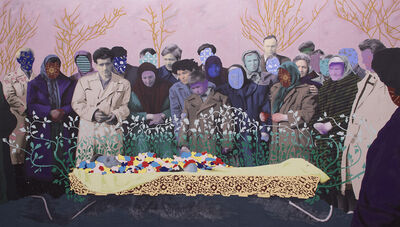 Daisy Patton, 'Untitled ( A Bulgariam Funeral)', 2017