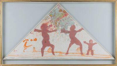 Enrico Baj, 'Senza titolo', 1953 ca
