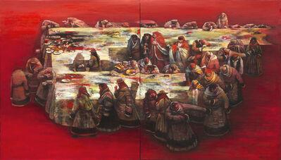 Li Hu, 'Table Series No.3', 1996