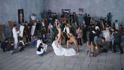 Wang Qingsong, 'MoMA Studio', 2005