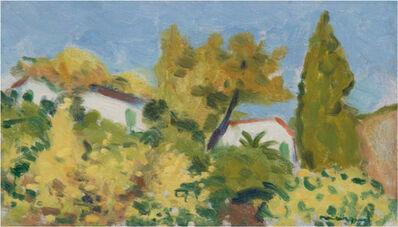 Albert Marquet, 'Vue à travers les arbres', ca. 1941