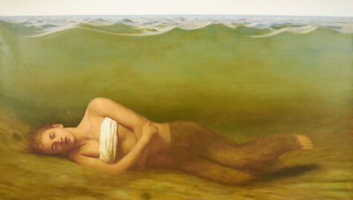 Bo Bartlett, 'Jonah (aka Seawall)', 2000