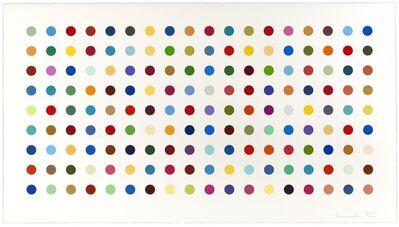 Damien Hirst, 'Tetrahydrocannabinol', 2004