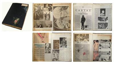 Hudinilson Jr., 'Caderno de Referências IX', ca. 1980