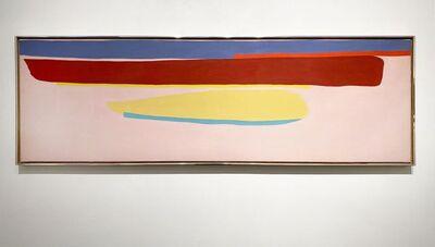 Friedel Dzubas (1915-1994), 'Go East ', 1965