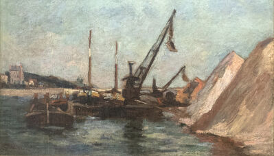 Jean Baptiste Armand Guillaumin, 'Quai de Bercy', ca. 1880