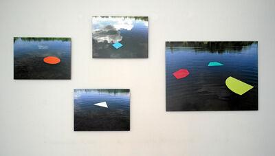 Serge Tousignant, 'Nymphéas (la géométrie flottante)', 2014