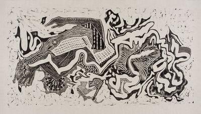 Aaron Spangler, 'Reclining Arms', 2014