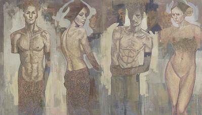 Tarik Berber, 'Mystique 1', 2013