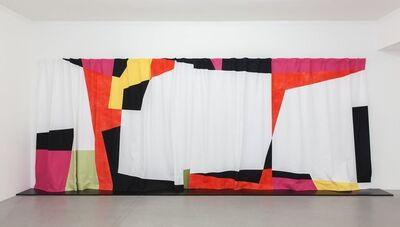 Sarah Crowner, 'Kurtyna Teatru (after Maria Jarema)', 2012