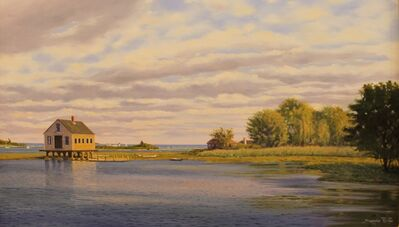 Sergio Roffo, 'The Boathouse', 2017