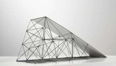 Mariano Dal Verme, 'Untitled graphite construction', 2009
