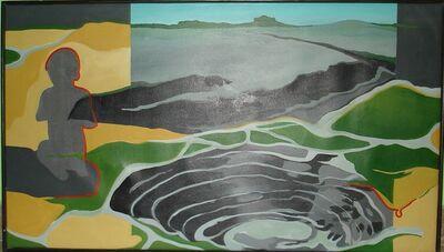 Rajiba Lochan Pani, 'Back-II', 2003
