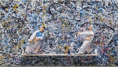 Stephen Hansen, 'Number 1: Pollock'