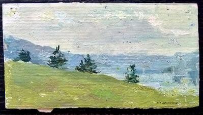Alexander Young Jackson, 'Landscape', 1930
