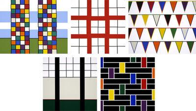 Stephen Westfall, 'Codex', 2004