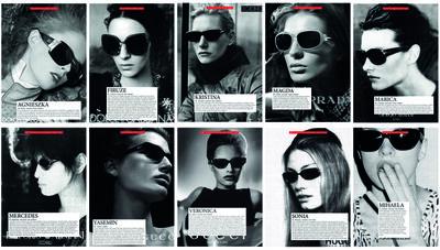 Sanja Iveković, 'Sunglasses (Women's House)', 2002-2004