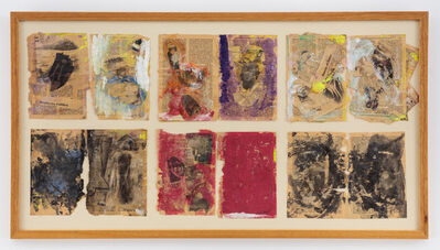 Carolee Schneemann, 'Diario Playas de Tijuana (Gerson Institute)', 1995