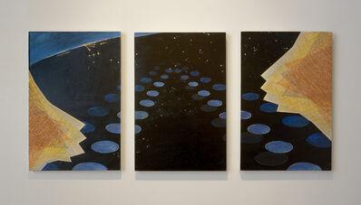 Michiko Itatani, 'Night Wing from Infinite Vision IV-5', 2006