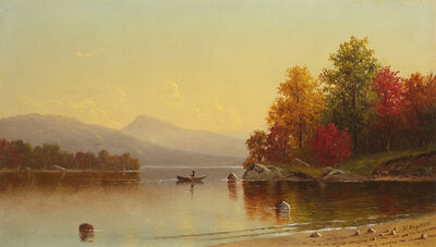Henry Suydam, 'Luminous Landscape', 1872