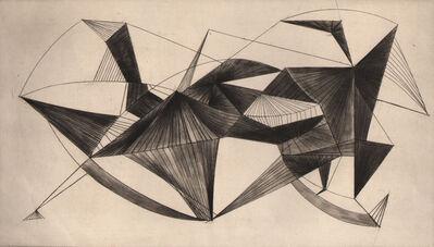 Dorothy Dehner, 'Bird Machine II', 1953
