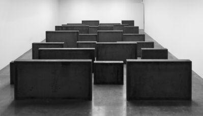 Richard Serra, 'Intervals', 2013