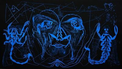 Sergio Hernández, 'Untitled', 2016