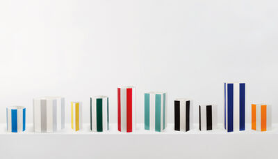 Daniel Buren, 'Les Cent Vases (The Hundred Vases)', 2010