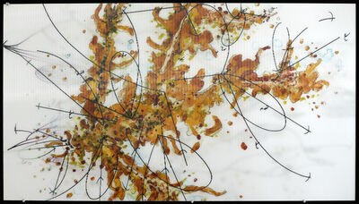 Matthew Ritchie, 'Yes/No', 2004
